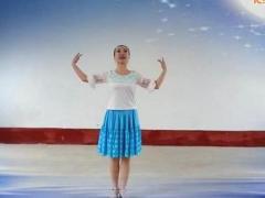 格格广场舞 《老家的月亮》