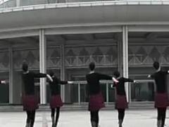 阿中中广场舞 相思的夜 唯美广场舞