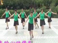 高安子君广场舞 《我欠草原一首歌》