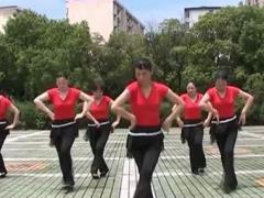 高安子君广场舞《草原姑娘》