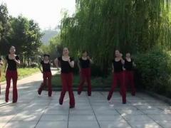 阿中中广场舞《中国棒棒棒》合作演教版