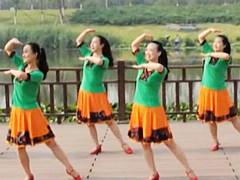 北京格格广场舞 姜央圣蝶 附教学