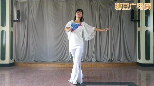 舞媚娘广场舞 古典舞 红颜旧 编舞:珊珊
