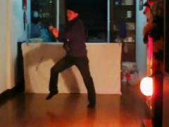 阿中中广场舞教学《江南style 》