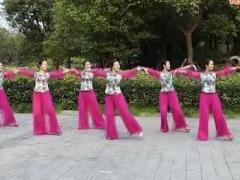 応子广场舞 《自由行走的花》