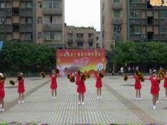 凤凰六哥广场舞 《火了火了 舞动中国》 串烧