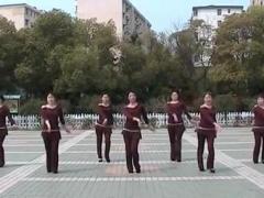 高安子君广场舞《扭一下DJ》