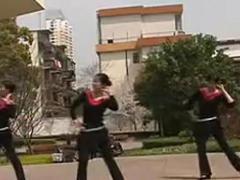 高安子君广场舞 《想啊》