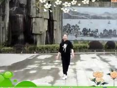 刘荣广场舞《火辣辣的情歌》含背面演示和分解教学