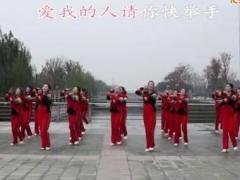 应子广场舞《公主范》苏州广场舞联盟百位舞友共舞