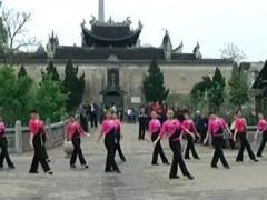 格格广场舞 《在水一方》 零陵广场舞