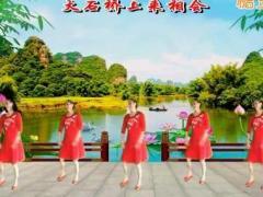 凤之韵广场舞《纳西情歌》