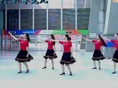 応子广场舞 《大山走出的孩子》 含背面分解教学