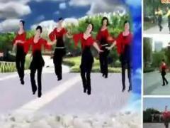 阿中中广场舞《天下最美》