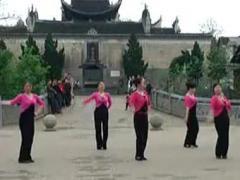 零陵柳子庙文化广场舞 《采茶舞》 格格广场舞