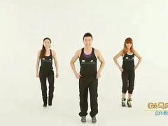 王广成健身舞蹈《策马奔腾》广场舞教学