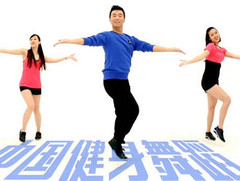 王广成广场舞 中国健身舞 原创教学