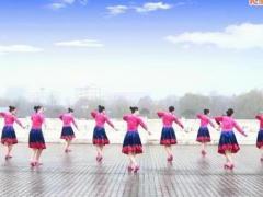 云裳广场舞 《雪山姑娘》 含背面分解教学