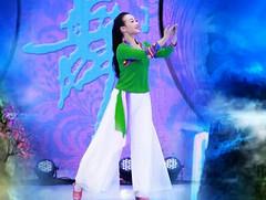格格广场舞 《山谷里的思念》 星舞炫起来第二季