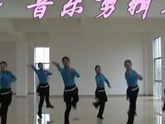 高安子君广场舞 《一起跳舞》