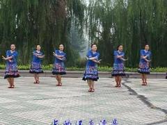 云裳广场舞 《小眼睛的姑娘》 応子分解教学