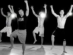 王广成广场舞 八块腹肌 完美教学版