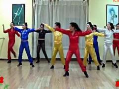 阿中中广场舞 《我爱广场舞》 演教上传版