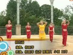 瑞金丽萍魅力广场舞《桃花谣》