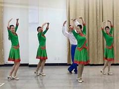 応子广场舞 《风中的额吉》 含教学