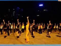 凤凰香香广场舞 《舞出你的爱》 含背面动作