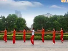舞动旋律2007健身队 《健康拍手操》 经络操 含背面分解教学