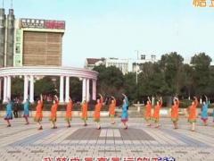 盛泽雨夜广场舞和英子队联袂演绎 《云端天堂》 含背面动作分解教学