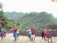 苏州盛泽雨夜广场舞《今生的唯一》步子舞 圈圈舞 原创附分解