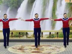 太湖彬彬广场舞 《激情广场舞》 含背面动作分解教学
