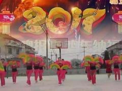 太湖彬彬广场舞 《欢聚一堂》 变形扇子舞 含背面动作分解教学