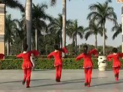 阿中中广场舞 《相约快乐》 海之韵广场舞