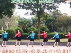 瑶瑶姐妹广场舞《最炫民族风》编舞茉莉 制作冰雨