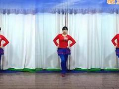 益馨广场舞 《福到了》 喜庆新年舞 含背面动作分解教学