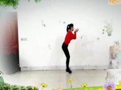 阿采广场舞 《小鸡小鸡》 含背面动作分解教学 凤凰香香编舞
