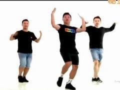 王广成广场舞 练舞功 附教学视频