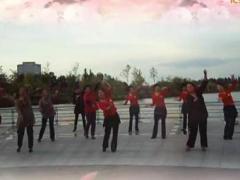 嫣然广场舞 《我的玫瑰卓玛拉》