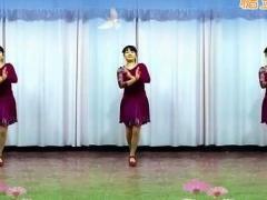 益馨广场舞《新红尘情歌》64步步子舞 含背面动作分解教学