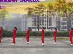 重庆叶子广场舞 《DJ新年好》32步 含背面动作分解教学