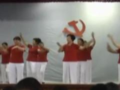 五三红歌舞 《开门红》