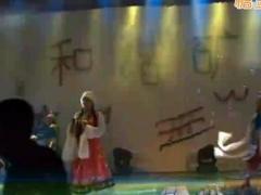 大庆物二舞蹈队 爱的思念 藏族歌伴舞