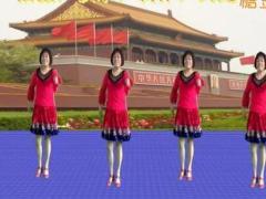 全椒管坝约定广场舞 北京的金山上 演示制作约定,编舞六哥