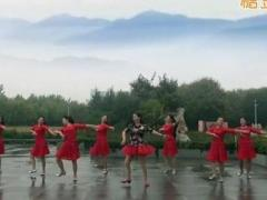 美久广场舞《姑娘追》含背面动作分解教学