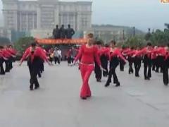 幸福天天广场舞 《我们的钓鱼岛》 熊英广场舞