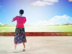 格格广场舞《心情》含背面分解慢速口令教学