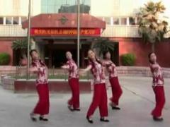 万年青广场舞 《水姑娘》